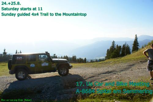 Guided 4x4 Tour Trail, Mountain, Festival, Bergfest, Musik, Panorama,